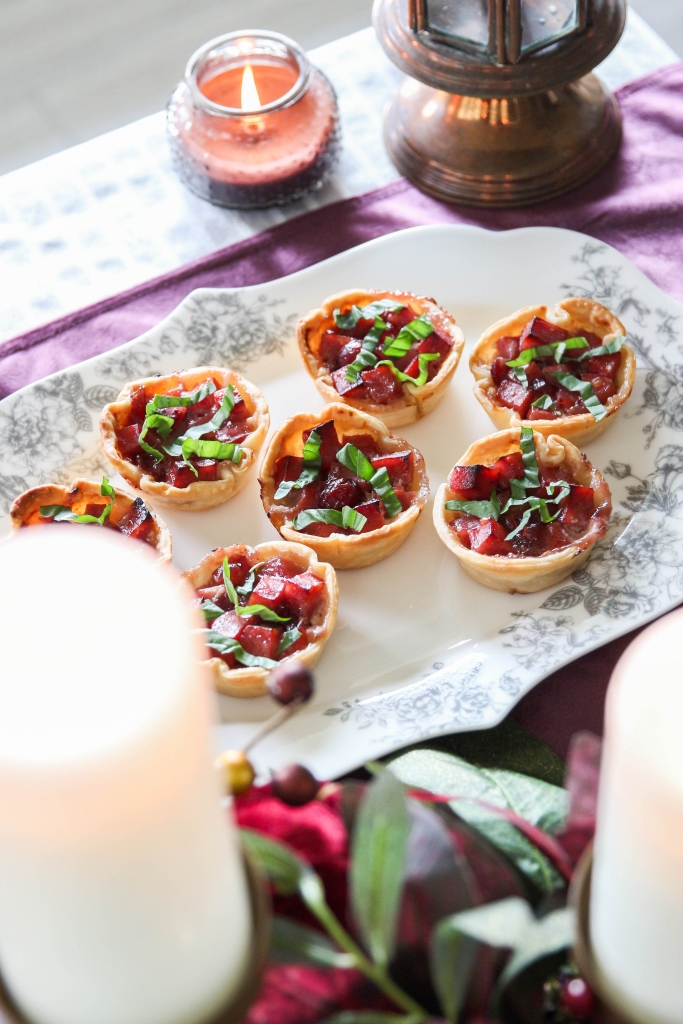 Cranberry Ham Goat Cheese Pies 10 683x1024 - Cranberry Ham & Goat Cheese Pies