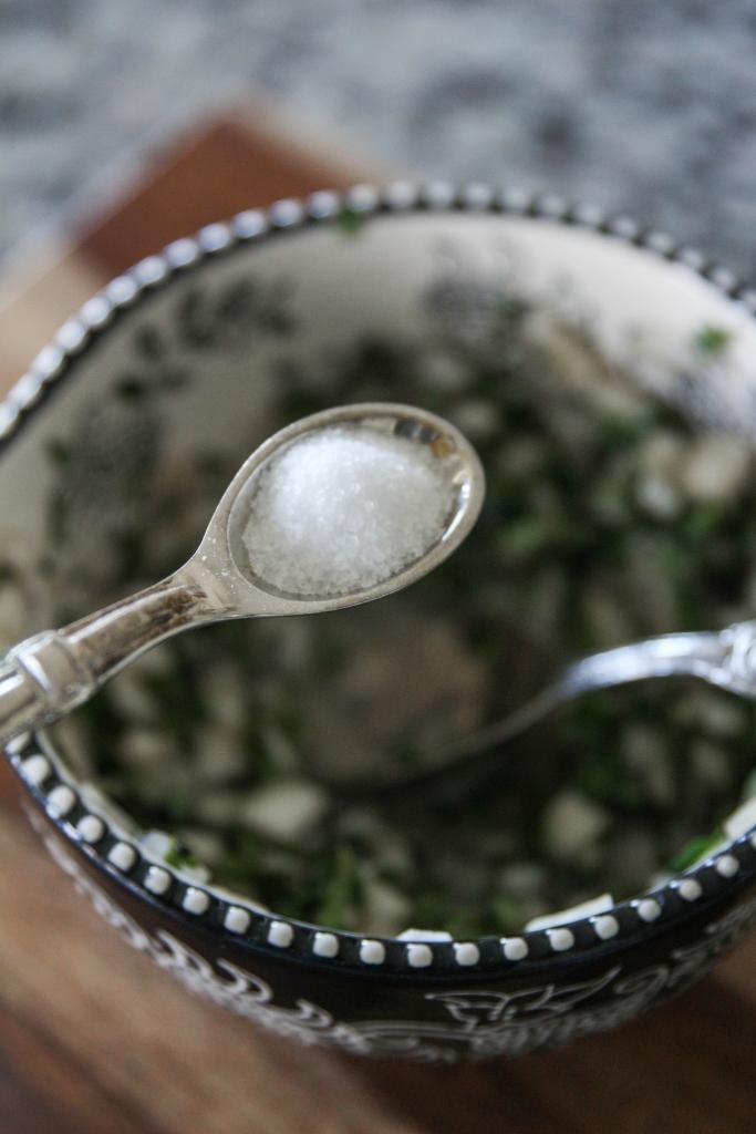 How to Make Fresh Za'atar for Kebabs