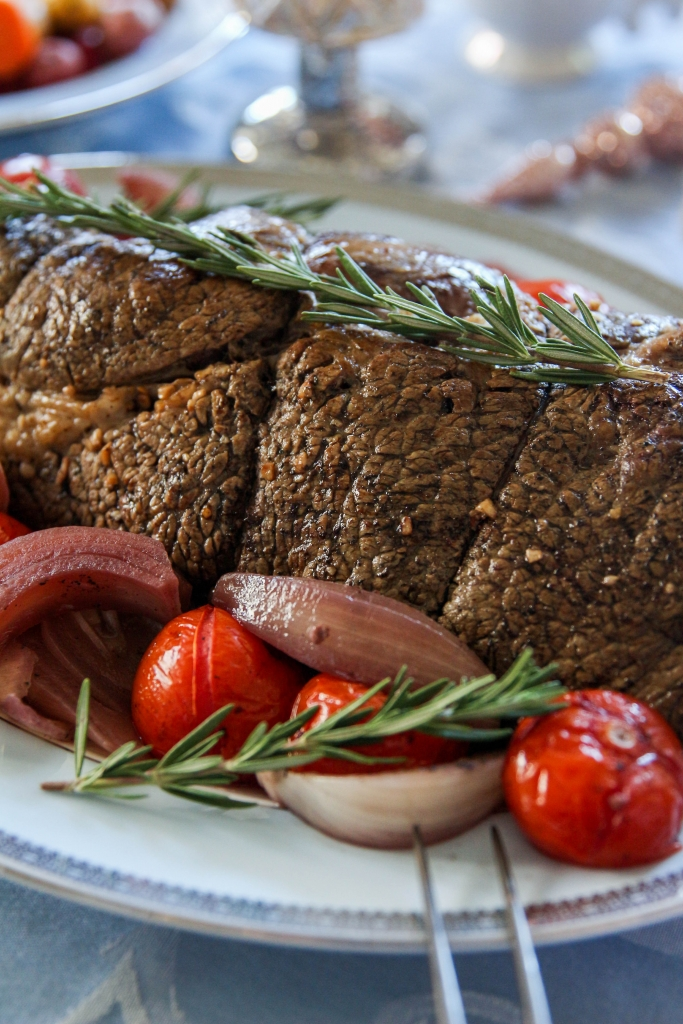 Rosemary Merlot Texan Beef Roast The Frosted Petticoat 16 683x1024 - Rosemary & Merlot Beef Roast