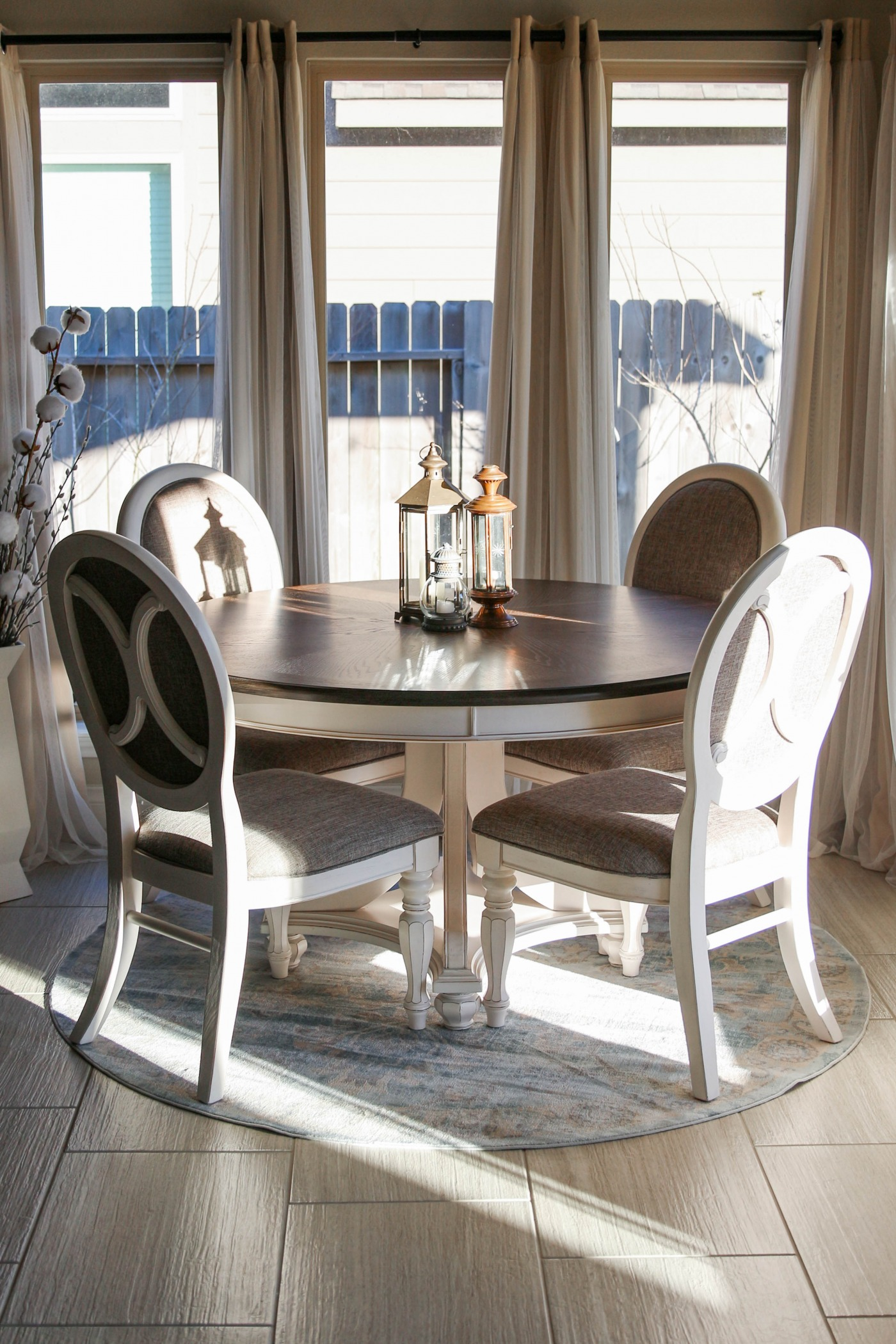 Breakfast Nook Upgrade With Rooms To Go