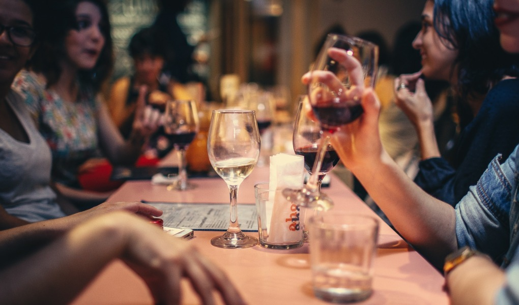 people drinking liquor and talking on dining table close up 696218 1020x600 - 11 Smart Ways to Save Money