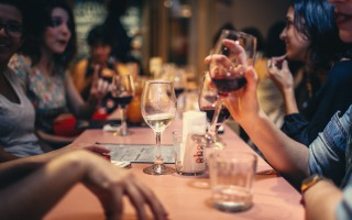 people drinking liquor and talking on dining table close up 696218 320x200 - 11 Smart Ways to Save Money