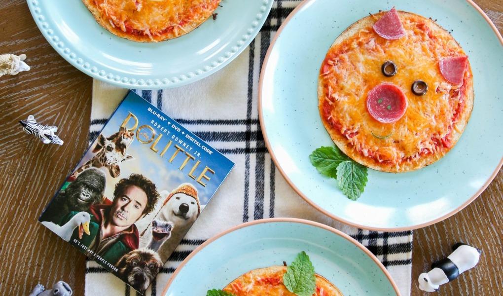 Dolittle + Animal Pizza Movie Night