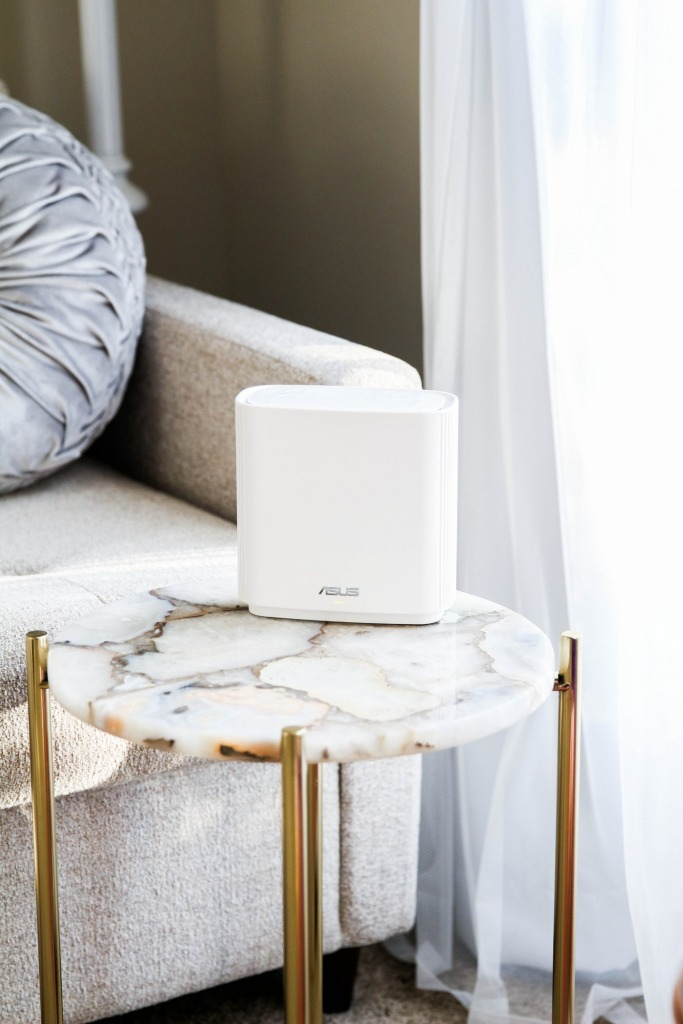 Add WiFi Zen to Your Home ASUS Zen WiFi Router 1 683x1024 - Add a Little (WiFi) Zen to Your Home Aesthetic