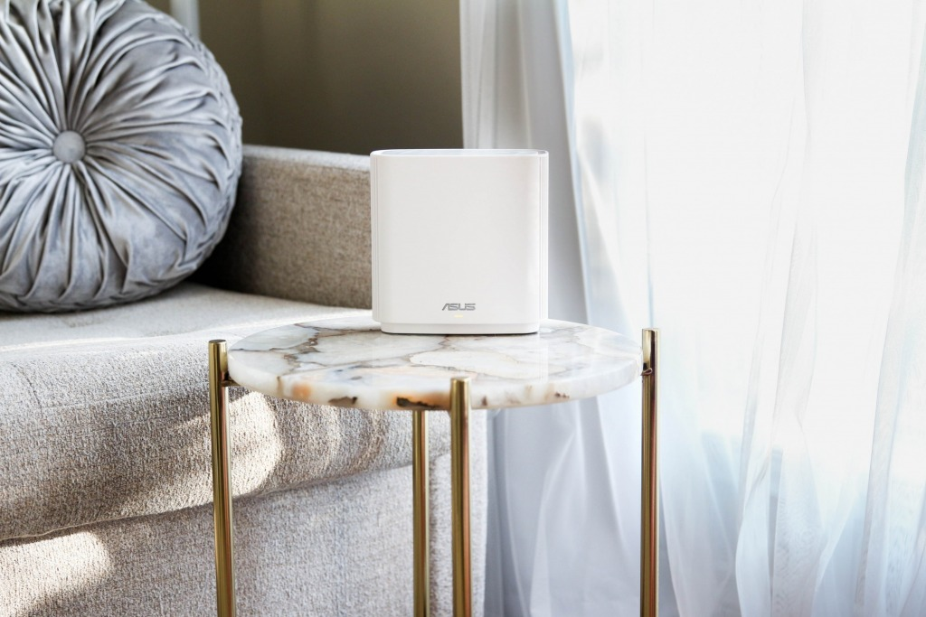 Add WiFi Zen to Your Home ASUS Zen WiFi Router 2 1024x683 - Add a Little (WiFi) Zen to Your Home Aesthetic