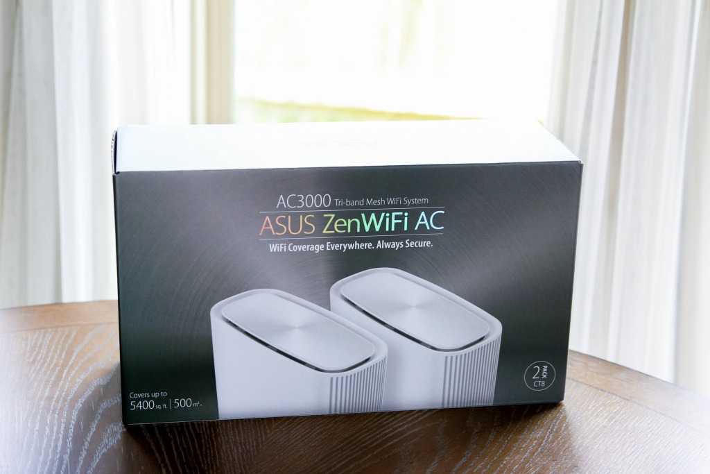 Add WiFi Zen to Your Home ASUS Zen WiFi Router 5 1024x683 - Add a Little (WiFi) Zen to Your Home Aesthetic