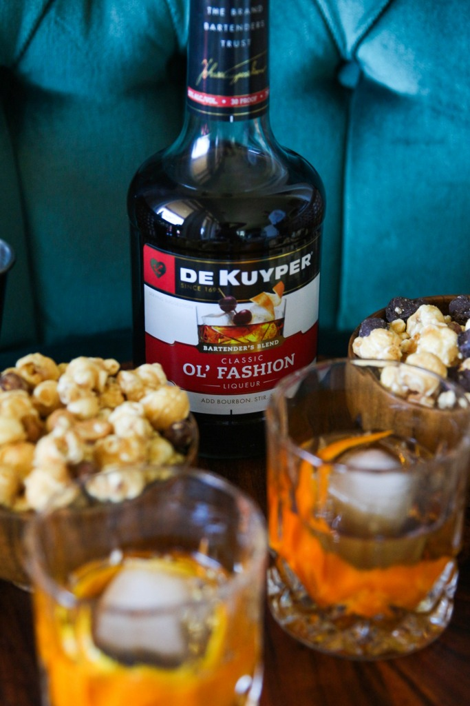 Easiest Ol' Fashion Cocktail DeKuyper Classic Liqueur 16 683x1024 - An 'Old Fashioned' Father's Day