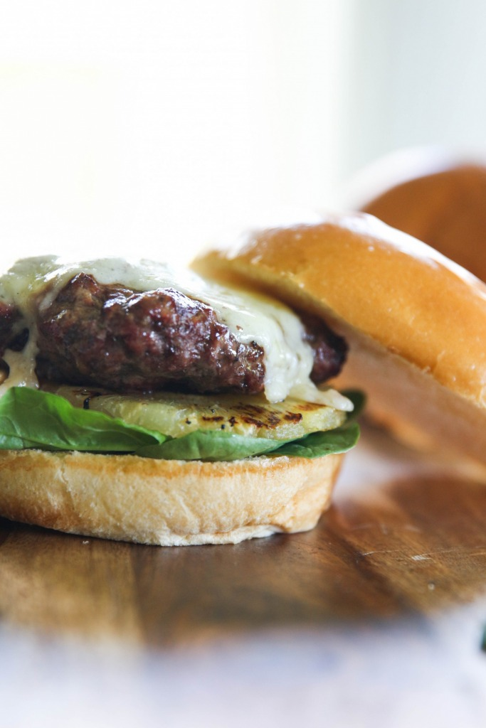 Hawaiian Havarti BBQ Bison Burgers with Castello Cheese 11 683x1024 - Hawaiian Havarti BBQ Bison Burgers