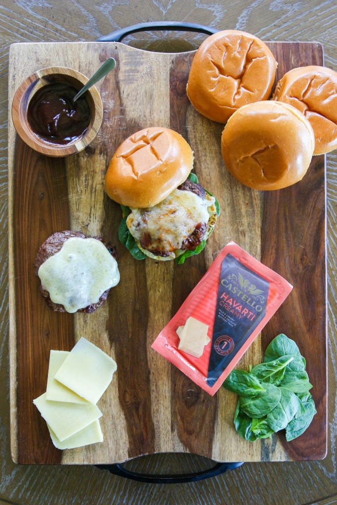 Hawaiian Havarti BBQ Bison Burgers with Castello Cheese 16 683x1024 - Hawaiian Havarti BBQ Bison Burgers