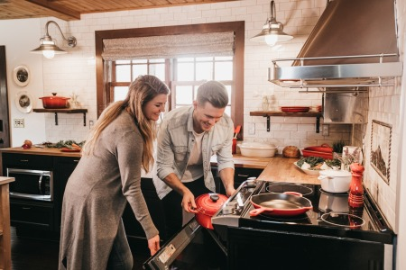 becca tapert UaBIcWSS4FY unsplash 450x300 - Create A Welcoming Kitchen With These 5 Tips