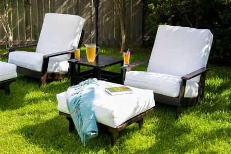 Organic Backyard Oasis 101