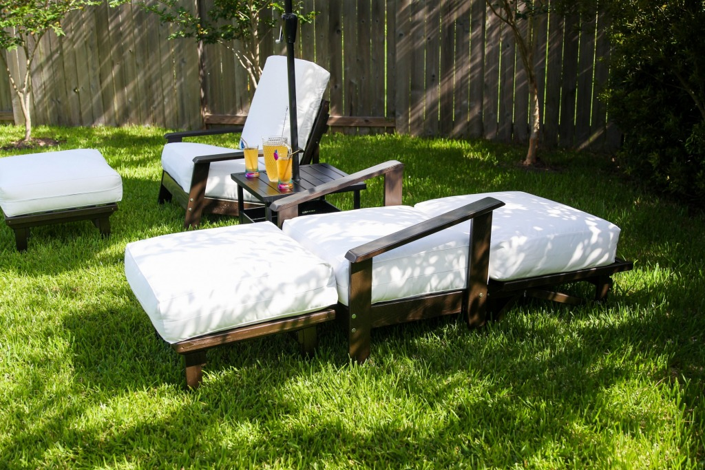 The Futon Shop Photos by The Frosted Petticoat 6 1024x683 - Organic Backyard Oasis 101 with The Futon Shop