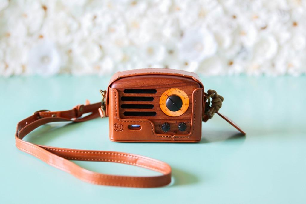 Muzen Retro Bluetooth Speaker 5 1024x683 - Whimsical Design Pick: Muzen Retro Bluetooth Speaker