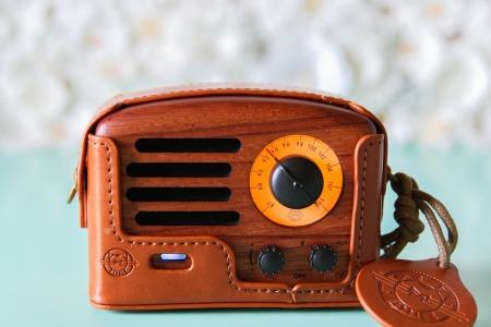 Muzen Retro Bluetooth Speaker