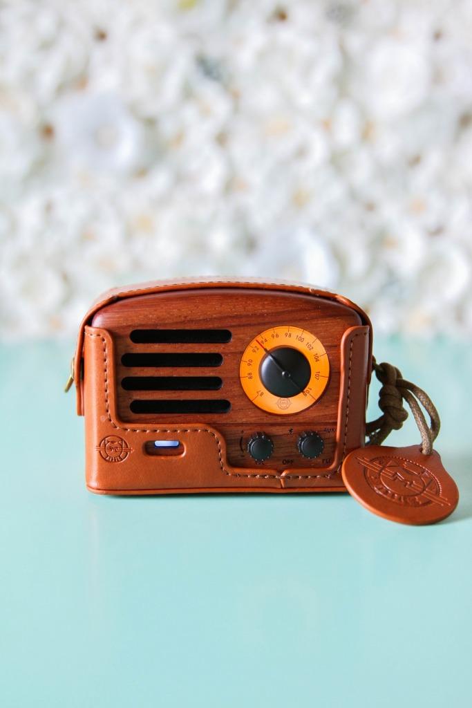 Muzen Retro Bluetooth Speaker 6 683x1024 - Whimsical Design Pick: Muzen Retro Bluetooth Speaker