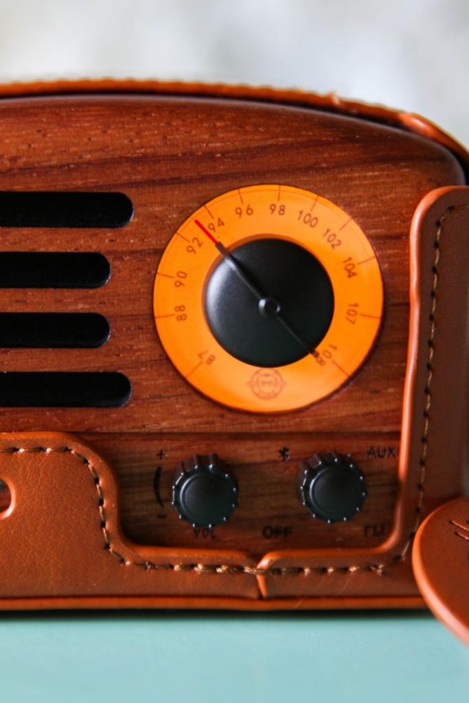 Muzen Retro Bluetooth Speaker 8 683x1024 - Whimsical Design Pick: Muzen Retro Bluetooth Speaker