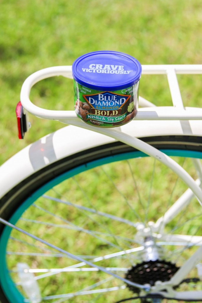 Nature trails bike tracks and flavored almonds with Blue Diamond 6 683x1024 - Nature trails, bike tracks, and flavored almonds!