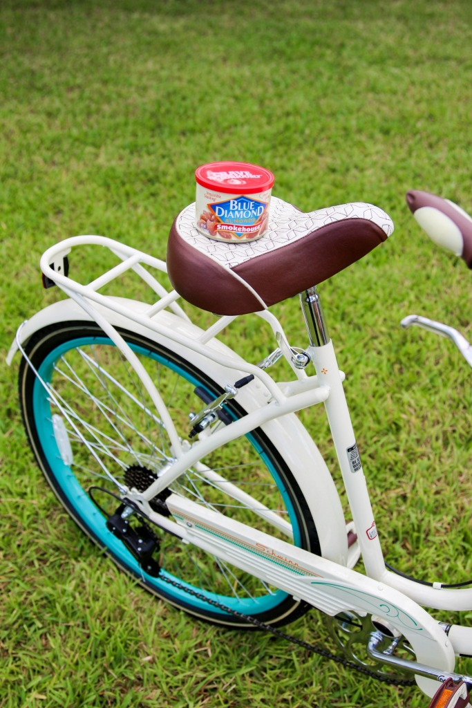 Nature trails bike tracks and flavored almonds with Blue Diamond 7 683x1024 - Nature trails, bike tracks, and flavored almonds!