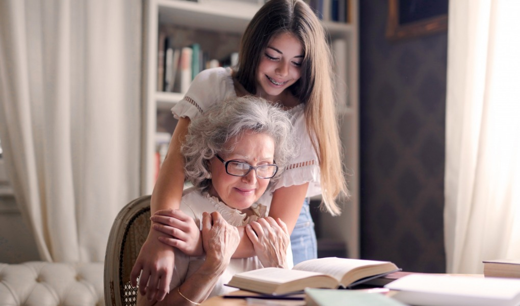 pexels andrea piacquadio 3768168 1020x600 - Helping Your Elderly Loved One Throughout the Pandemic