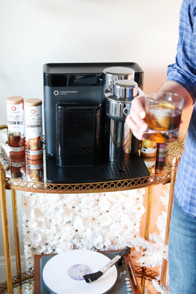 Playtime with Drinkworks Home Bar by Keurig Classic Holiday Music 11 683x1024 - Playtime with Drinkworks® Home Bar by Keurig® + Classic Holiday Music