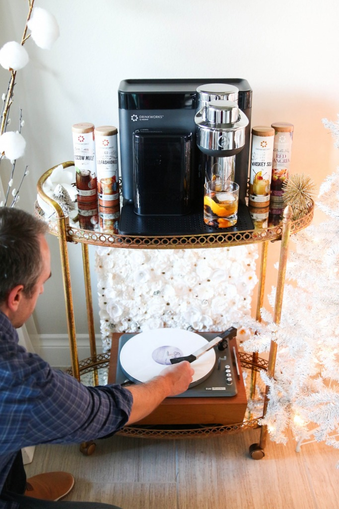 Playtime with Drinkworks Home Bar by Keurig Classic Holiday Music 12 683x1024 - Playtime with Drinkworks® Home Bar by Keurig® + Classic Holiday Music