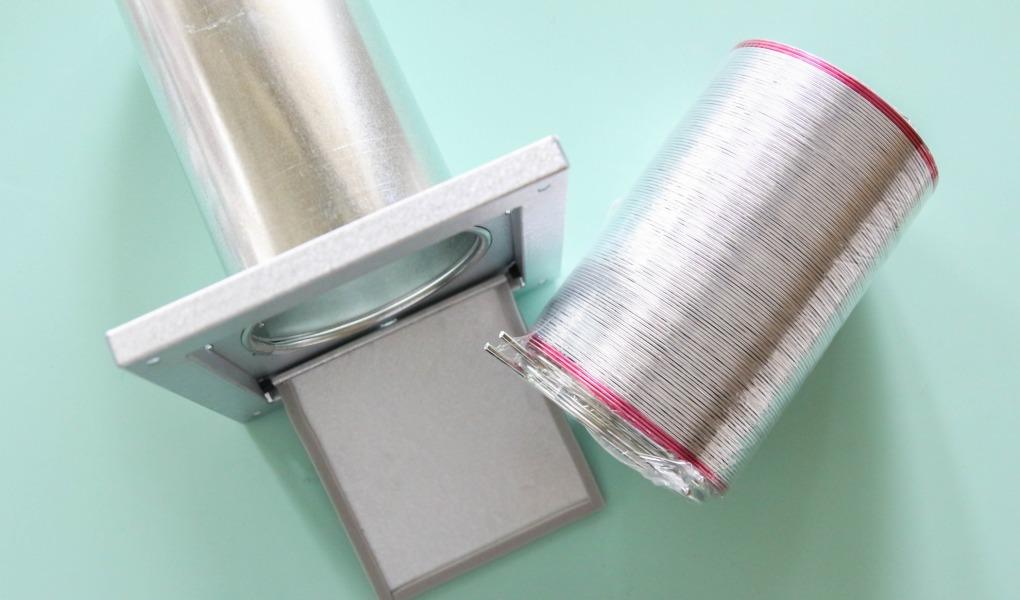 DIY FAMCO Dryer Vent Kit