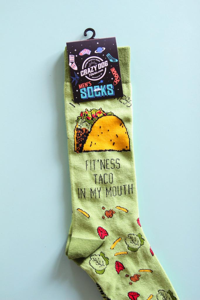 Nerdy Socks 2 683x1024 - Quick Pick: Taco Socks for the Taco Fiend