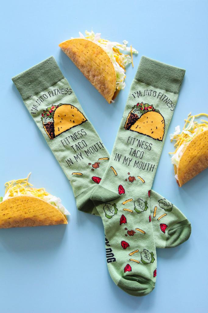 Nerdy Socks 4 683x1024 - Quick Pick: Taco Socks for the Taco Fiend