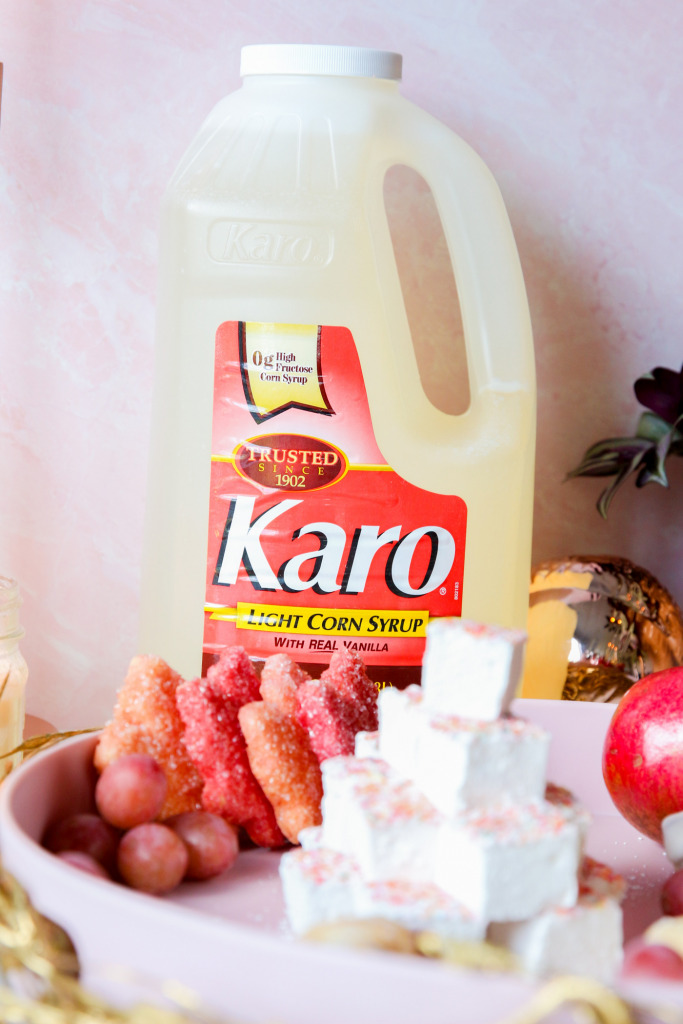Autumn Dessert Charcuterie Board The Frosted Petticoat 1 683x1024 - Autumn Dessert Charcuterie Board with Karo® Syrup